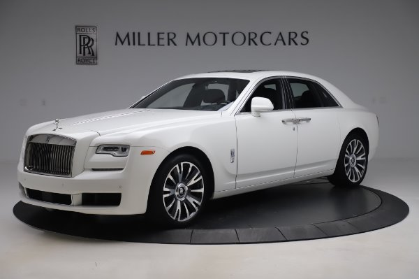 Used 2018 Rolls-Royce Ghost for sale $247,900 at McLaren Greenwich in Greenwich CT 06830 3