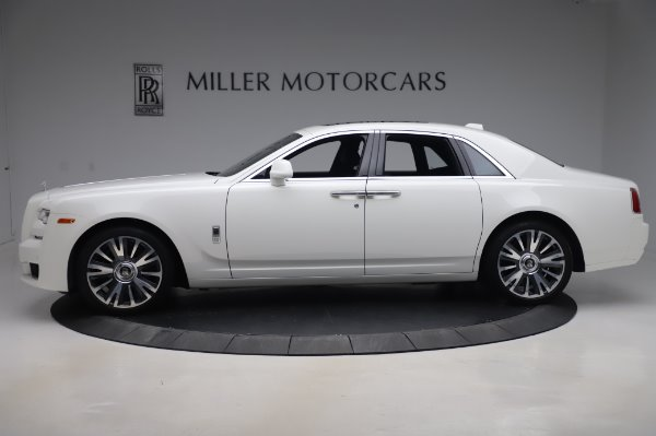 Used 2018 Rolls-Royce Ghost for sale $247,900 at McLaren Greenwich in Greenwich CT 06830 4