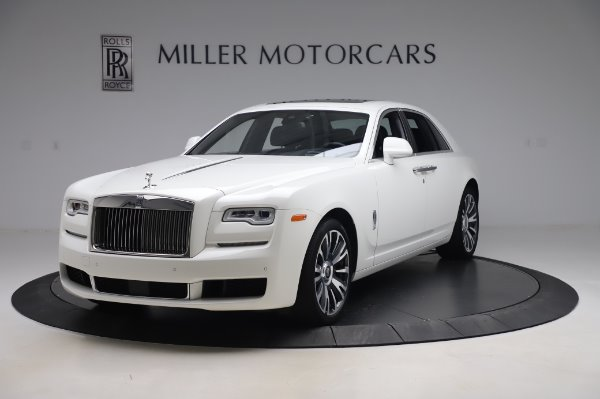 Used 2018 Rolls-Royce Ghost for sale $247,900 at McLaren Greenwich in Greenwich CT 06830 1