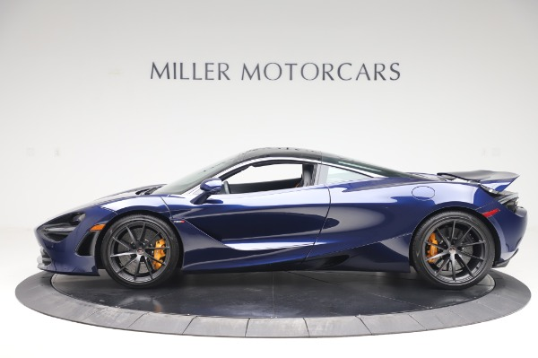 Used 2018 McLaren 720S Luxury for sale Call for price at McLaren Greenwich in Greenwich CT 06830 2
