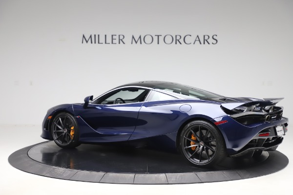 Used 2018 McLaren 720S Luxury for sale Call for price at McLaren Greenwich in Greenwich CT 06830 3