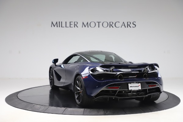 Used 2018 McLaren 720S Luxury for sale Call for price at McLaren Greenwich in Greenwich CT 06830 4