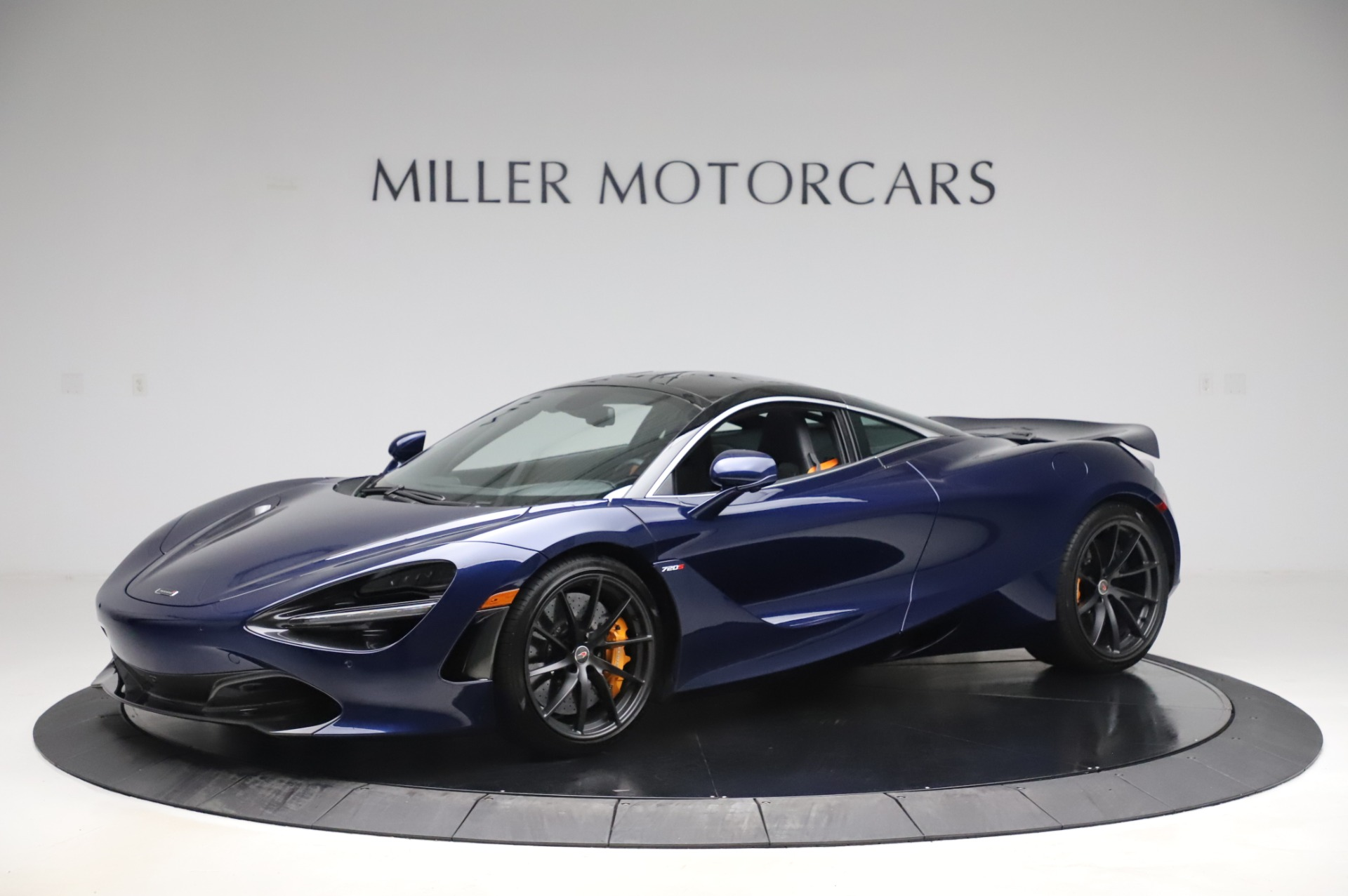 Used 2018 McLaren 720S Luxury for sale Call for price at McLaren Greenwich in Greenwich CT 06830 1