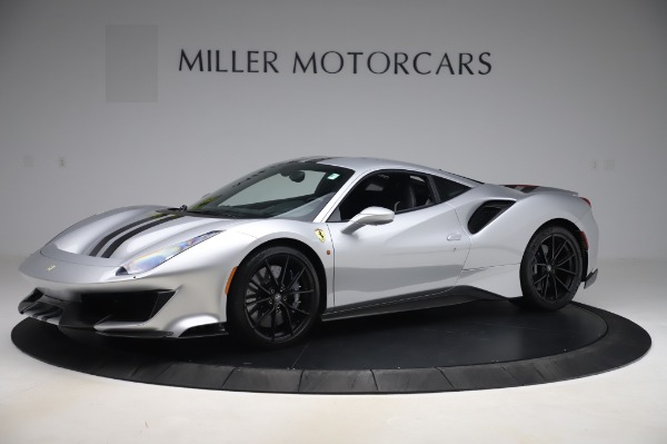 Used 2019 Ferrari 488 Pista for sale $445,900 at McLaren Greenwich in Greenwich CT 06830 2