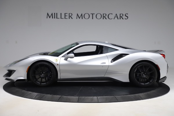 Used 2019 Ferrari 488 Pista for sale $445,900 at McLaren Greenwich in Greenwich CT 06830 3