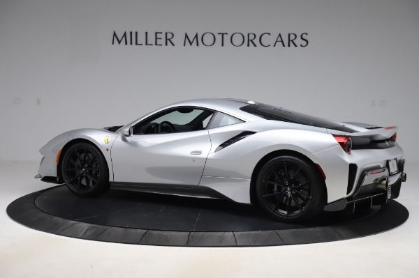 Used 2019 Ferrari 488 Pista for sale $445,900 at McLaren Greenwich in Greenwich CT 06830 4