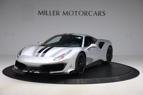 Used 2019 Ferrari 488 Pista for sale $445,900 at McLaren Greenwich in Greenwich CT 06830 1