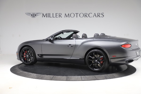 New 2020 Bentley Continental GTC W12 for sale $329,600 at McLaren Greenwich in Greenwich CT 06830 4