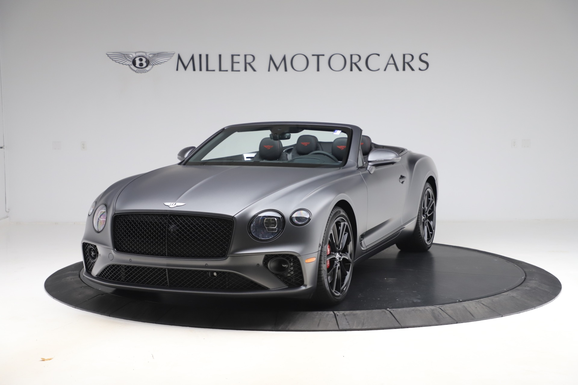 New 2020 Bentley Continental GTC W12 for sale $329,600 at McLaren Greenwich in Greenwich CT 06830 1