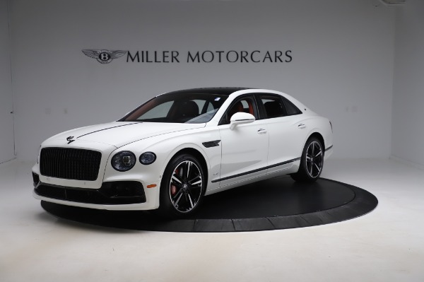 New 2020 Bentley Flying Spur W12 First Edition for sale $276,130 at McLaren Greenwich in Greenwich CT 06830 2