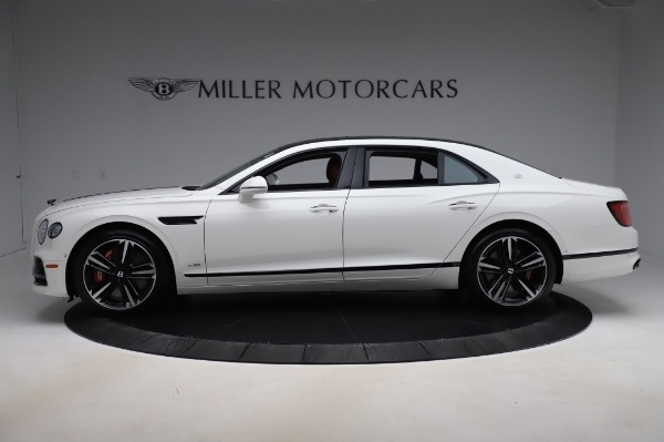 New 2020 Bentley Flying Spur W12 First Edition for sale $276,130 at McLaren Greenwich in Greenwich CT 06830 3