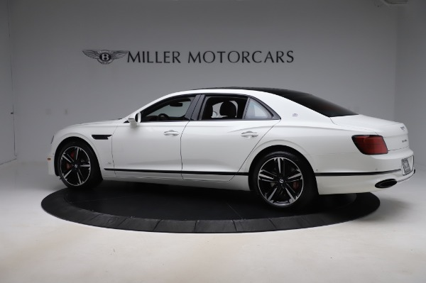 New 2020 Bentley Flying Spur W12 First Edition for sale $276,130 at McLaren Greenwich in Greenwich CT 06830 4