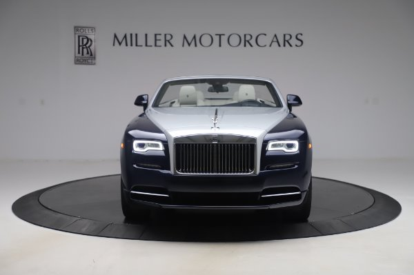 Used 2017 Rolls-Royce Dawn Base for sale $248,900 at McLaren Greenwich in Greenwich CT 06830 2