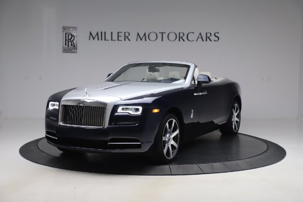 Used 2017 Rolls-Royce Dawn for sale $249,900 at McLaren Greenwich in Greenwich CT 06830 3