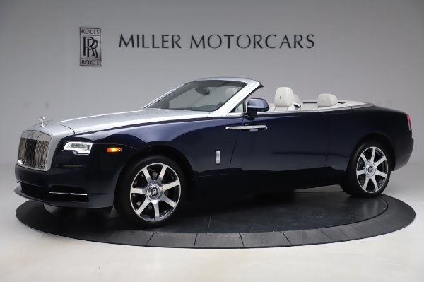 Used 2017 Rolls-Royce Dawn Base for sale $248,900 at McLaren Greenwich in Greenwich CT 06830 4