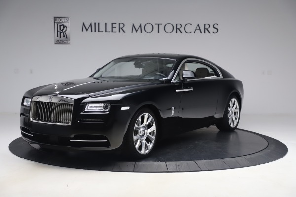 Used 2015 Rolls-Royce Wraith for sale $189,900 at McLaren Greenwich in Greenwich CT 06830 2