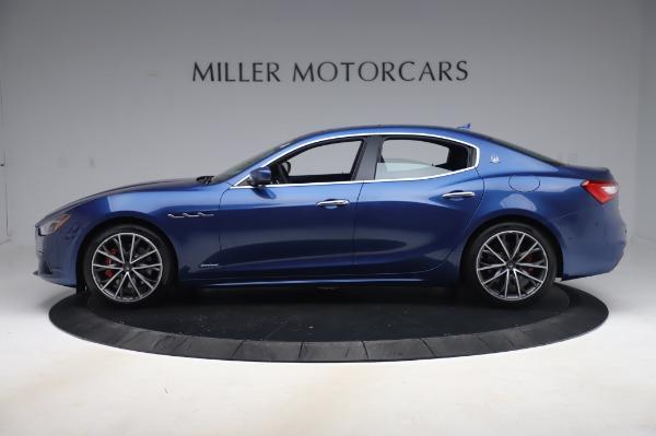 New 2020 Maserati Ghibli S Q4 GranSport for sale $94,935 at McLaren Greenwich in Greenwich CT 06830 3