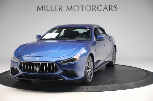 New 2020 Maserati Ghibli S Q4 GranSport for sale $94,935 at McLaren Greenwich in Greenwich CT 06830 1