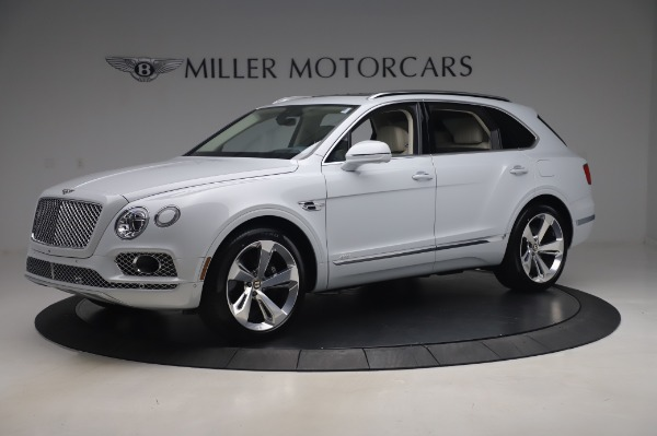 New 2020 Bentley Bentayga Hybrid for sale $220,475 at McLaren Greenwich in Greenwich CT 06830 2