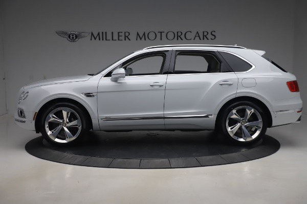 Used 2020 Bentley Bentayga Hybrid for sale $189,900 at McLaren Greenwich in Greenwich CT 06830 3