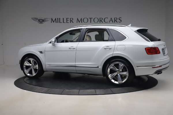 New 2020 Bentley Bentayga Hybrid for sale $220,475 at McLaren Greenwich in Greenwich CT 06830 4