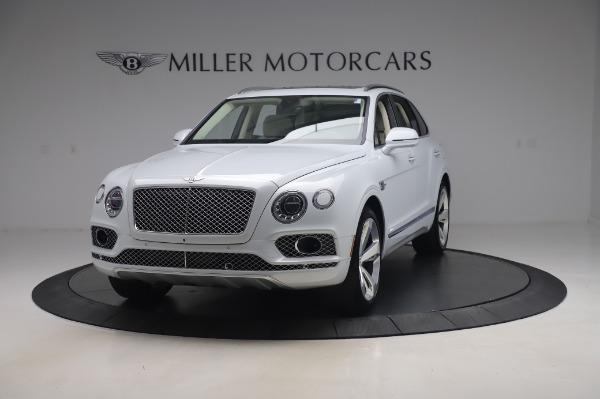 New 2020 Bentley Bentayga Hybrid for sale $220,475 at McLaren Greenwich in Greenwich CT 06830 1