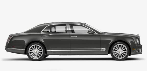 New 2020 Bentley Mulsanne for sale $356,020 at McLaren Greenwich in Greenwich CT 06830 2