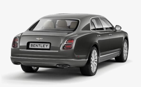 New 2020 Bentley Mulsanne for sale $356,020 at McLaren Greenwich in Greenwich CT 06830 3