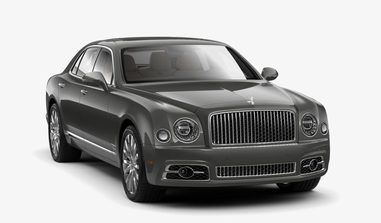 New 2020 Bentley Mulsanne for sale $356,020 at McLaren Greenwich in Greenwich CT 06830 1