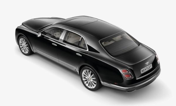 New 2020 Bentley Mulsanne for sale $356,970 at McLaren Greenwich in Greenwich CT 06830 4