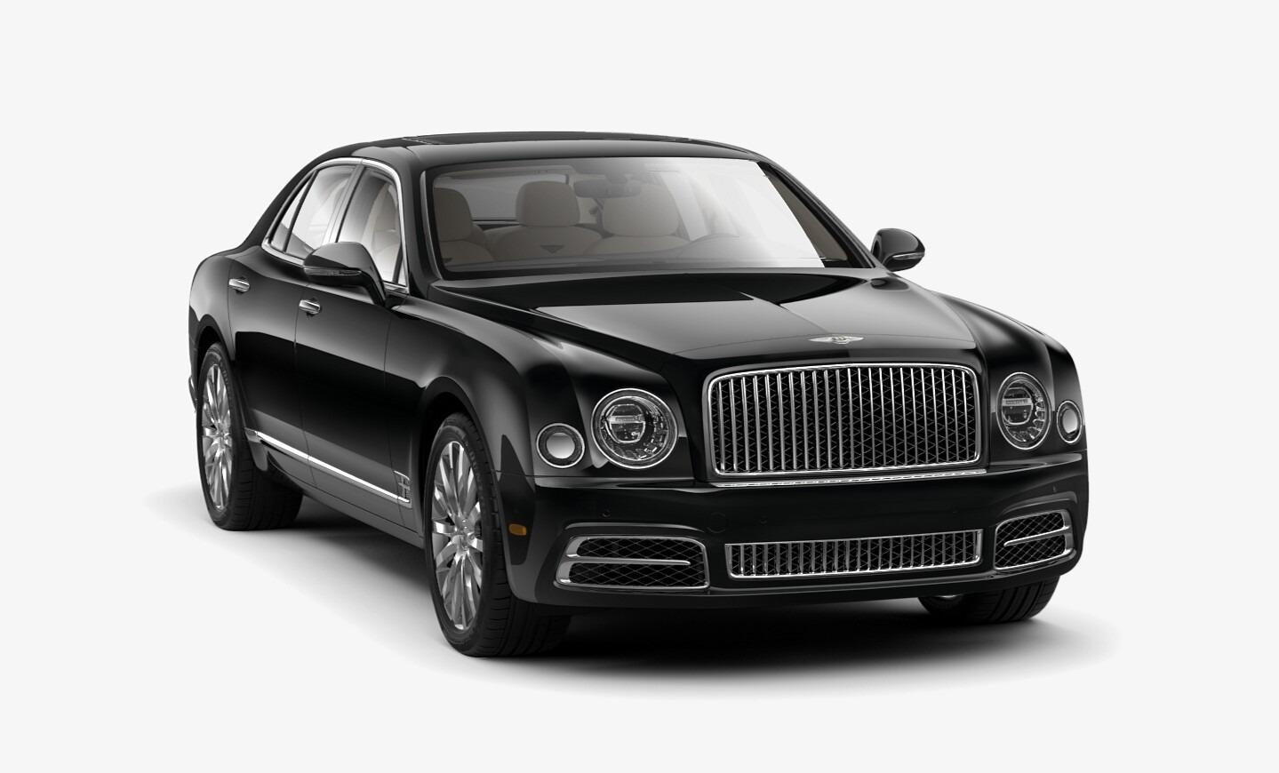 New 2020 Bentley Mulsanne for sale $356,970 at McLaren Greenwich in Greenwich CT 06830 1