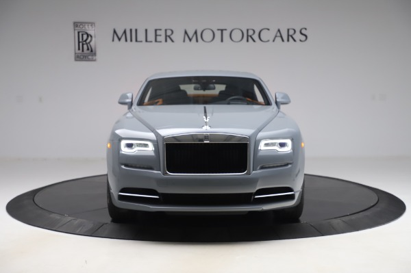 Used 2020 Rolls-Royce Wraith for sale $359,900 at McLaren Greenwich in Greenwich CT 06830 2