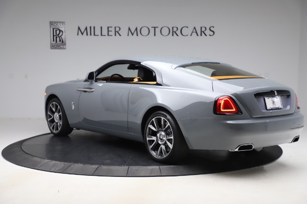 Used 2020 Rolls-Royce Wraith for sale $359,900 at McLaren Greenwich in Greenwich CT 06830 4