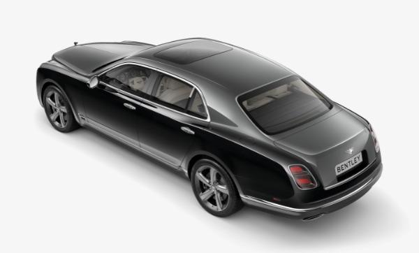 New 2020 Bentley Mulsanne Speed for sale $400,045 at McLaren Greenwich in Greenwich CT 06830 4