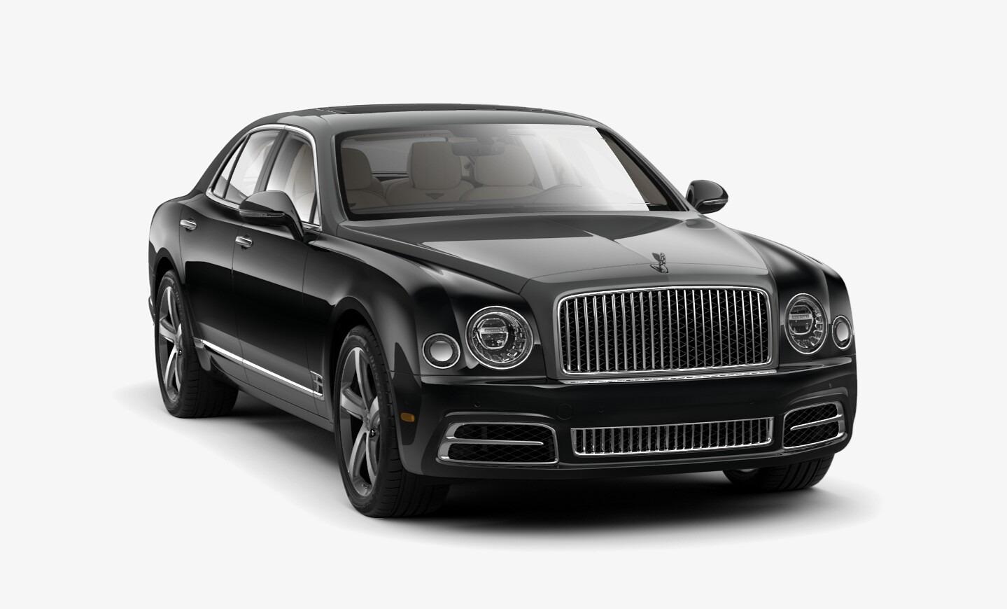 New 2020 Bentley Mulsanne Speed for sale $400,045 at McLaren Greenwich in Greenwich CT 06830 1
