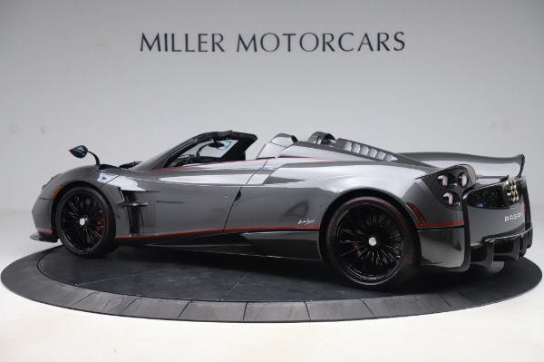 Used 2017 Pagani Huayra Roadster for sale Sold at McLaren Greenwich in Greenwich CT 06830 4