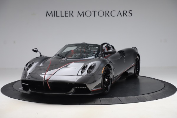 Used 2017 Pagani Huayra Roadster for sale Sold at McLaren Greenwich in Greenwich CT 06830 1