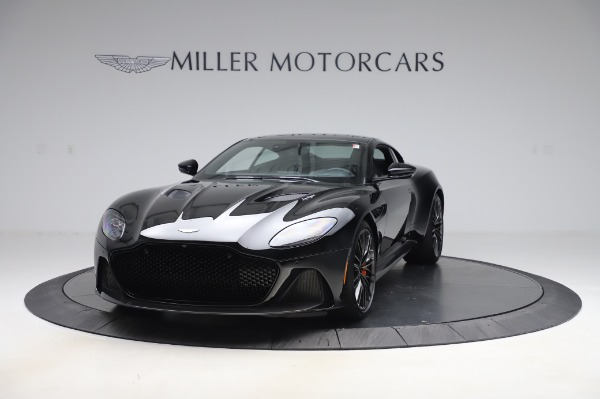 New 2020 Aston Martin DBS Superleggera Coupe for sale $328,786 at McLaren Greenwich in Greenwich CT 06830 3