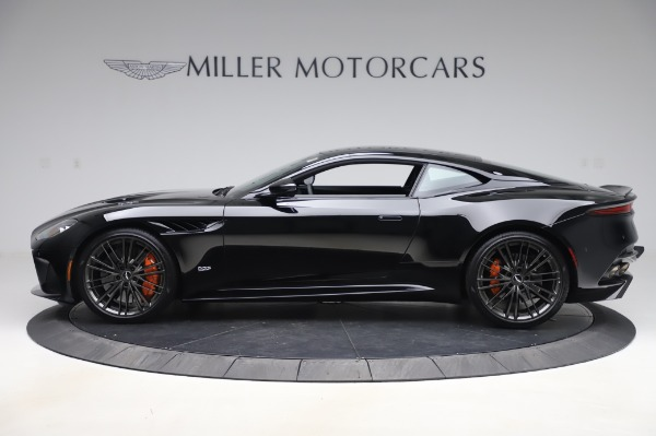 New 2020 Aston Martin DBS Superleggera Coupe for sale $328,786 at McLaren Greenwich in Greenwich CT 06830 4