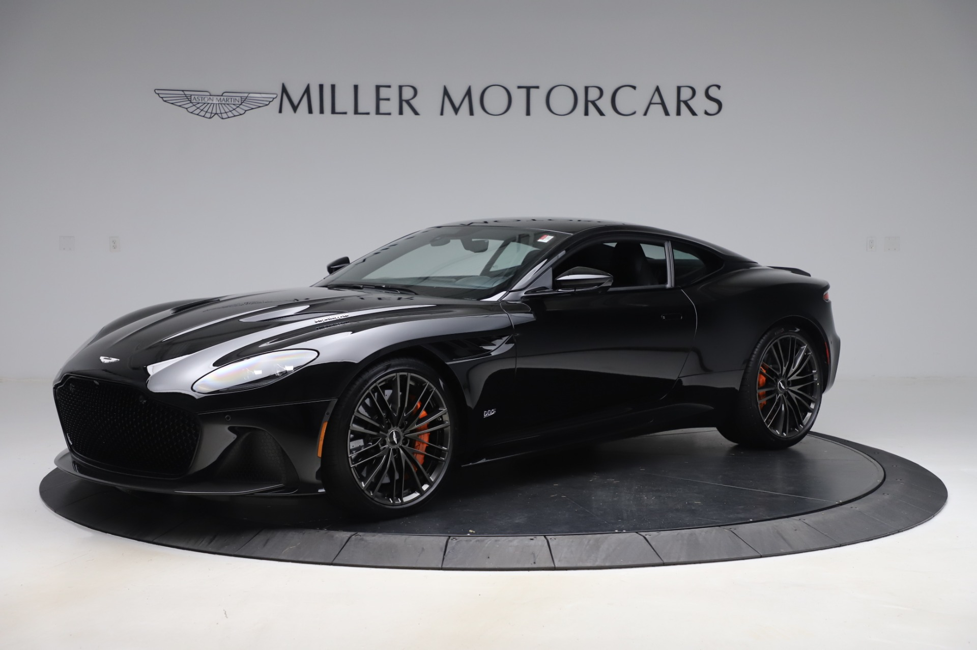 New 2020 Aston Martin DBS Superleggera Coupe for sale $328,786 at McLaren Greenwich in Greenwich CT 06830 1