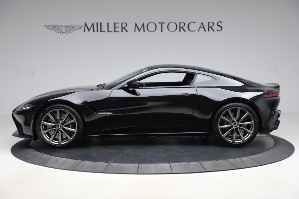 New 2020 Aston Martin Vantage Coupe for sale $181,981 at McLaren Greenwich in Greenwich CT 06830 2