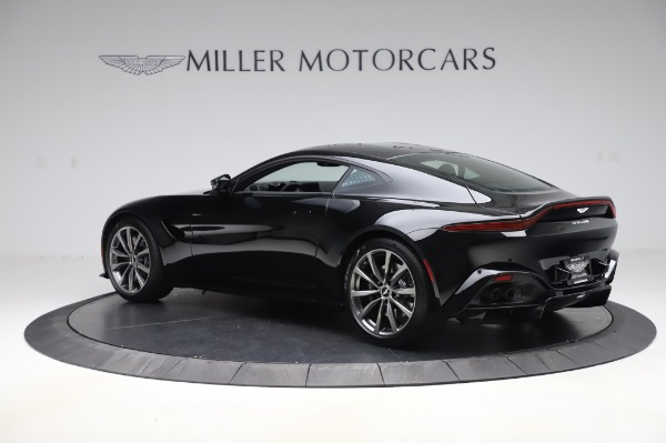 New 2020 Aston Martin Vantage Coupe for sale $181,981 at McLaren Greenwich in Greenwich CT 06830 3