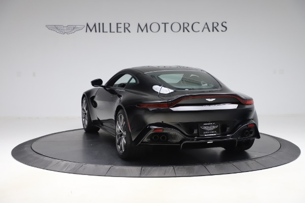 New 2020 Aston Martin Vantage Coupe for sale $181,981 at McLaren Greenwich in Greenwich CT 06830 4