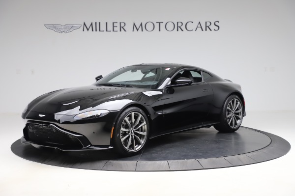 New 2020 Aston Martin Vantage Coupe for sale $181,981 at McLaren Greenwich in Greenwich CT 06830 1