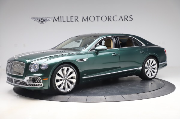 New 2020 Bentley Flying Spur W12 First Edition for sale $281,920 at McLaren Greenwich in Greenwich CT 06830 2