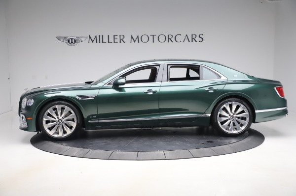 New 2020 Bentley Flying Spur W12 First Edition for sale $281,920 at McLaren Greenwich in Greenwich CT 06830 3