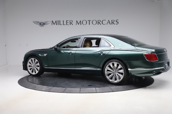 New 2020 Bentley Flying Spur W12 First Edition for sale $281,920 at McLaren Greenwich in Greenwich CT 06830 4