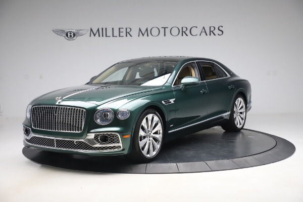 New 2020 Bentley Flying Spur W12 First Edition for sale $281,920 at McLaren Greenwich in Greenwich CT 06830 1