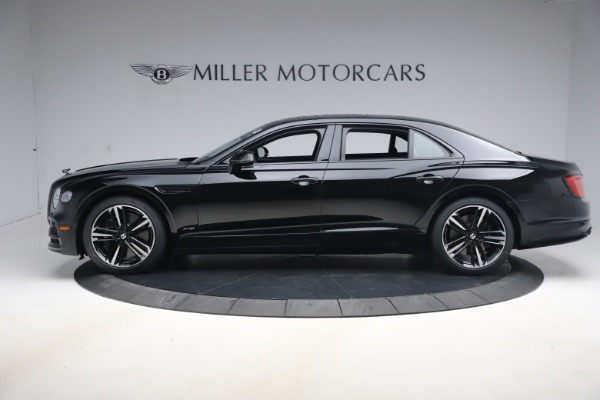 New 2020 Bentley Flying Spur W12 for sale $261,615 at McLaren Greenwich in Greenwich CT 06830 3