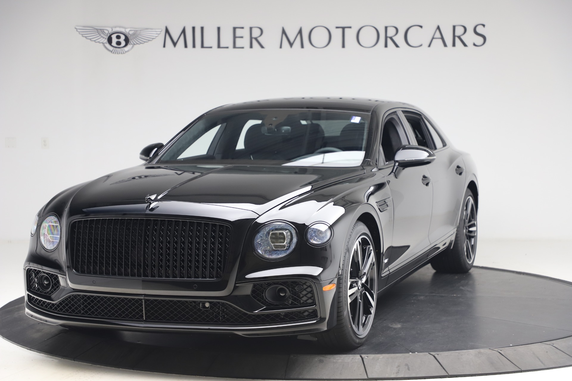 New 2020 Bentley Flying Spur W12 for sale $261,615 at McLaren Greenwich in Greenwich CT 06830 1